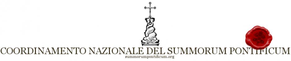 Coordinamento Nazionale Summorum Pontificum