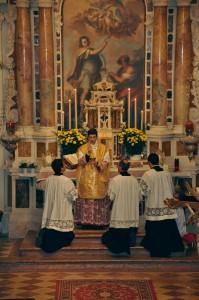 5 Celebrazione rito antico