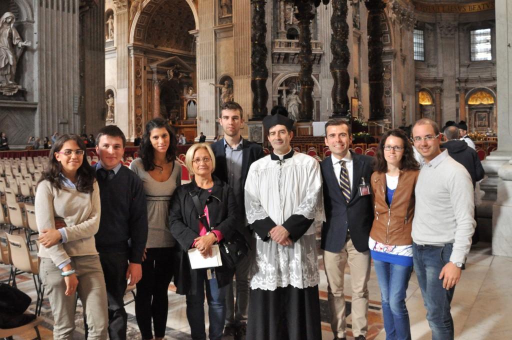 8 Al pellegrinaggio Summorum pontificum 2015
