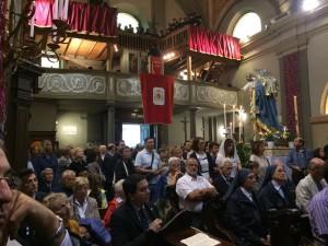 Festa della Beata Vergine del Rosario, 30 settembre / 1° ottobre 2016, Trieste