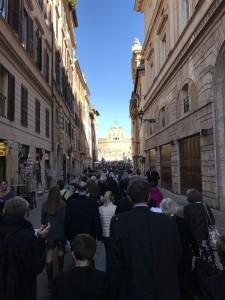 Pellegrinaggio del Populus Summorum Pontificum, 27-30 ottobre 2016, Roma