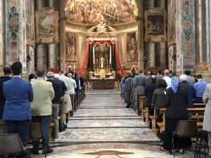 S. Messa in occasione della VII Marcia per la Vita, 20 maggio 2017, Roma, Basilica di S. Vitale