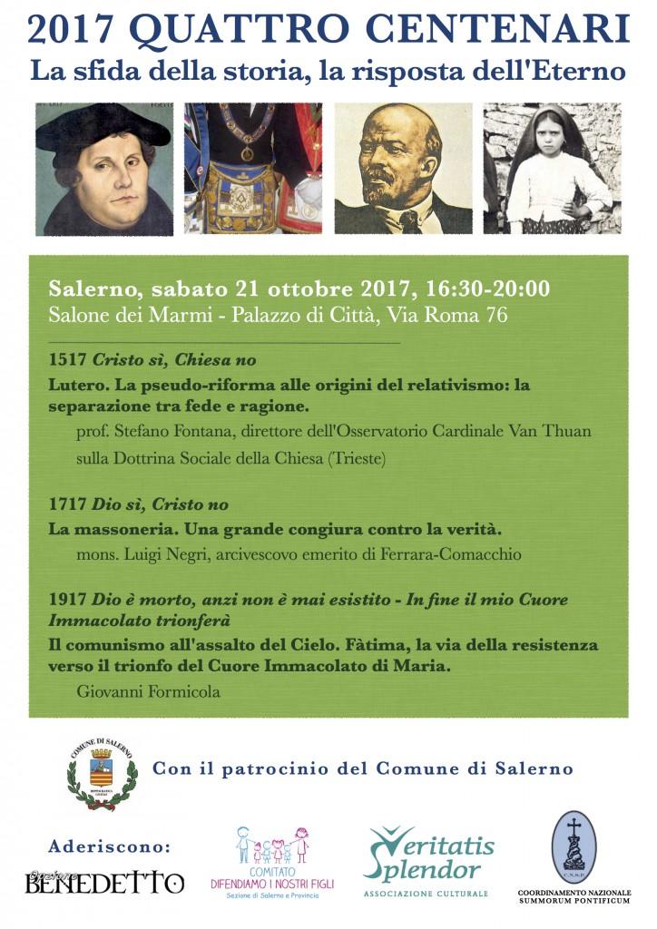 Locandina 21 ottobre